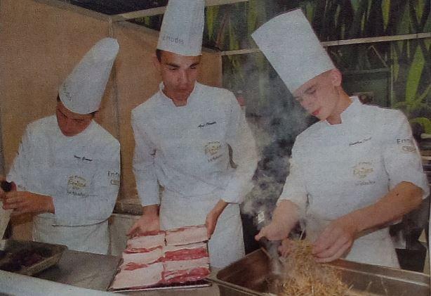 Saint yrieix lyc e st joseph l 39 amandier enseignement for Devenir prof de cuisine